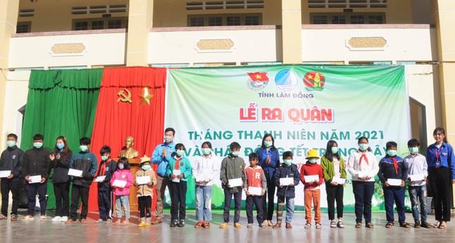 Lâm Đồng - Đắk Nông: Hàng tỉ đồng cho các công trình, phần việc thanh niên ảnh 1