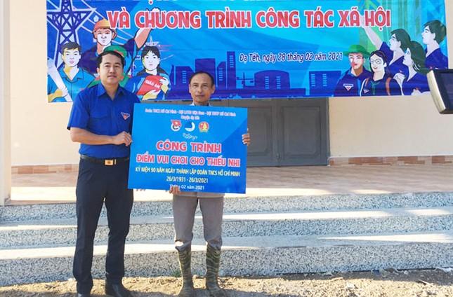Lâm Đồng - Đắk Nông: Hàng tỉ đồng cho các công trình, phần việc thanh niên ảnh 2
