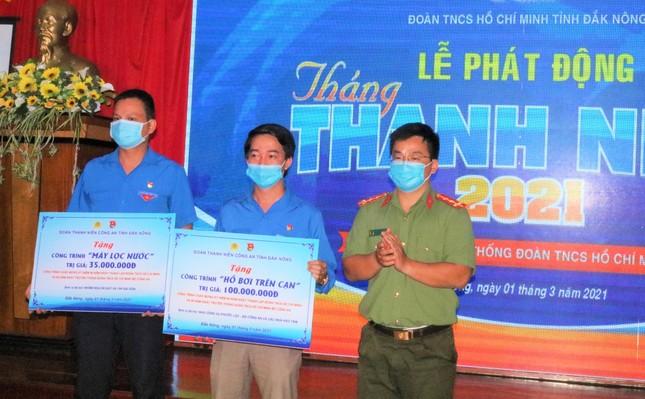 Lâm Đồng - Đắk Nông: Hàng tỉ đồng cho các công trình, phần việc thanh niên ảnh 4