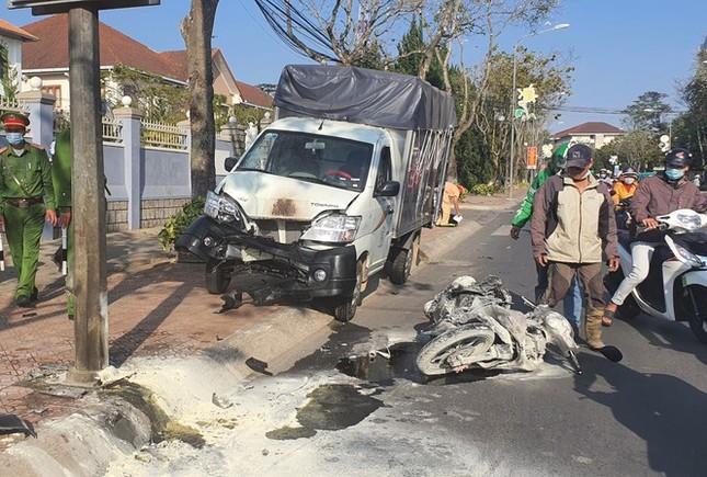 Tai nạn giao thông tăng vọt, Đà Lạt và 5 huyện bị phê bình ảnh 1