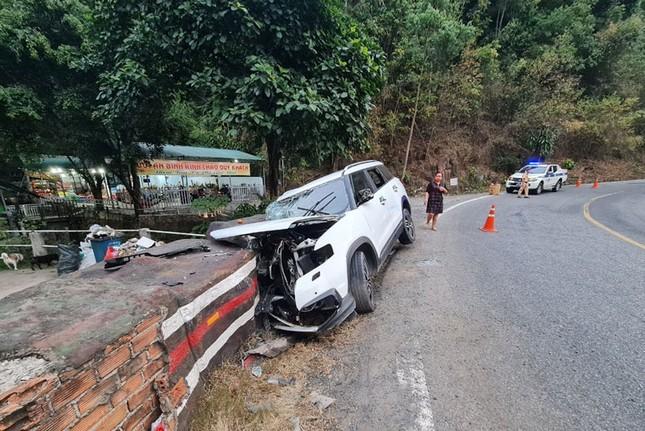 Phạt nguội xe vi phạm giao thông trên đèo 'tử thần' ảnh 1