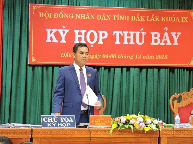 Giám đốc Sở Y tế Đắk Lắk nhận nhiều phiếu tín nhiệm thấp ảnh 1