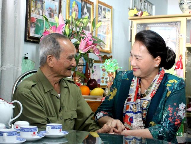 Chủ tịch Quốc hội thăm, chúc Tết Bộ chỉ huy Quân sự tỉnh Đắk Lắk ảnh 2