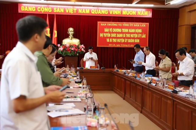 Chọn ai trúng tuyển làm bí thư 2 huyện ở Đắk Lắk? ảnh 4