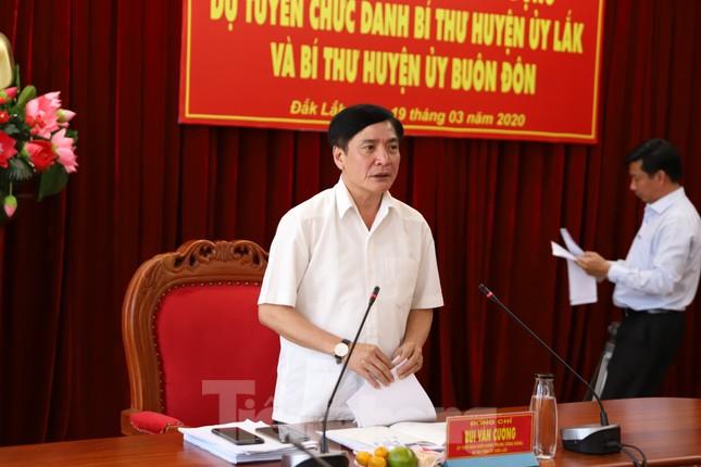 Chọn ai trúng tuyển làm bí thư 2 huyện ở Đắk Lắk? ảnh 3