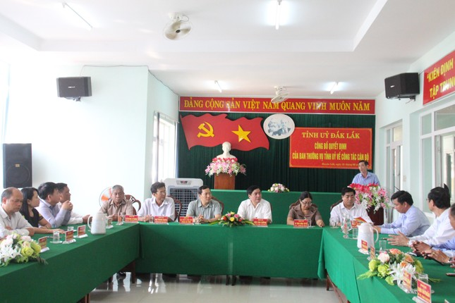 Huyện ủy Lắk có Bí thư mới sau cuộc tuyển chọn chức danh ảnh 1
