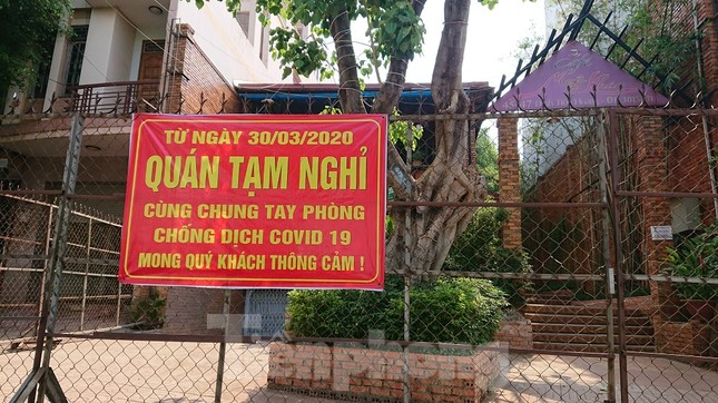 Hàng loạt quán xá ở Buôn Ma Thuột đóng cửa phòng chống dịch COVID-19 ảnh 9