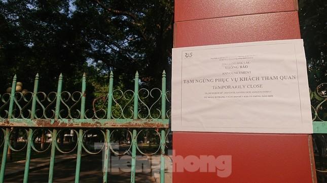 Hàng loạt quán xá ở Buôn Ma Thuột đóng cửa phòng chống dịch COVID-19 ảnh 14