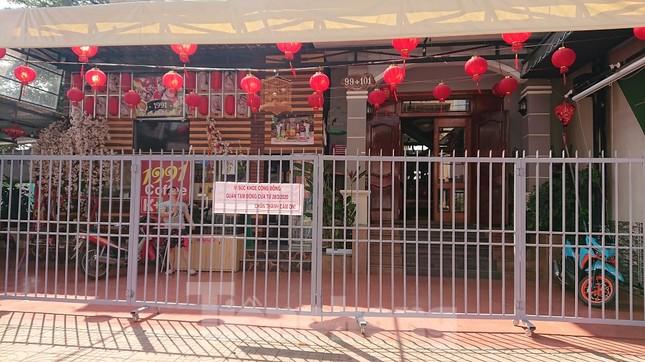 Hàng loạt quán xá ở Buôn Ma Thuột đóng cửa phòng chống dịch COVID-19 ảnh 2