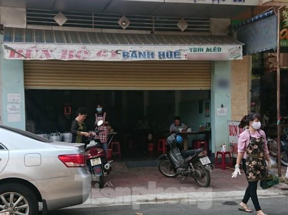 Hàng loạt quán xá ở Buôn Ma Thuột đóng cửa phòng chống dịch COVID-19 ảnh 6