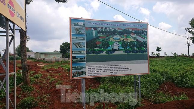 Đắk Lắk: Hàng loạt biệt thự xây dựng trên đất nông nghiệp ảnh 1