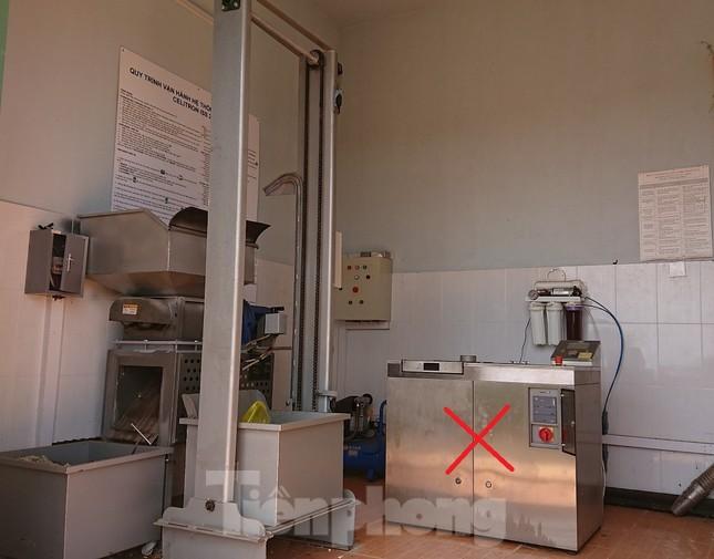 Đắk Nông: Bất thường mua sắm hàng loạt máy xử lý rác thải y tế ảnh 6