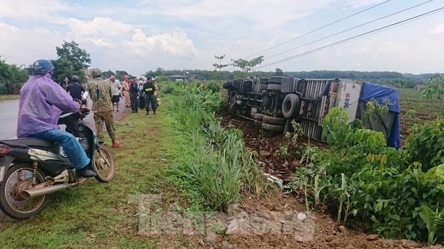 Vụ tai nạn 5 người chết ở Đắk Nông: Bắt giam tài xế ảnh 2