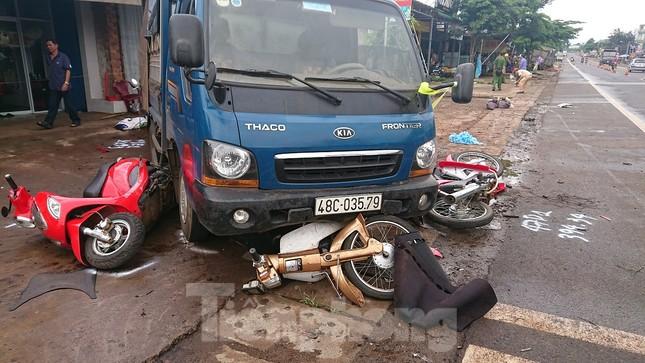 Vụ tai nạn 5 người chết: Xe tải vượt trọng tải gần 76% ảnh 2