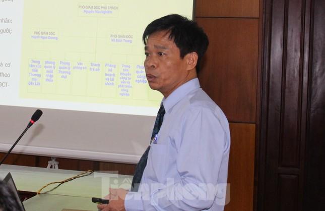 Hai ứng viên thi tuyển chức danh giám đốc Sở Công thương Đắk Lắk ảnh 2