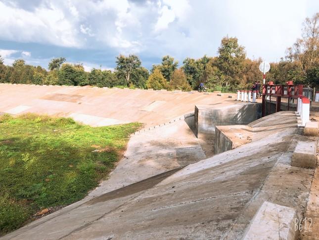 Cận cảnh dự án cải tạo hồ huyện có dấu hiệu lừa dối tỉnh ảnh 7