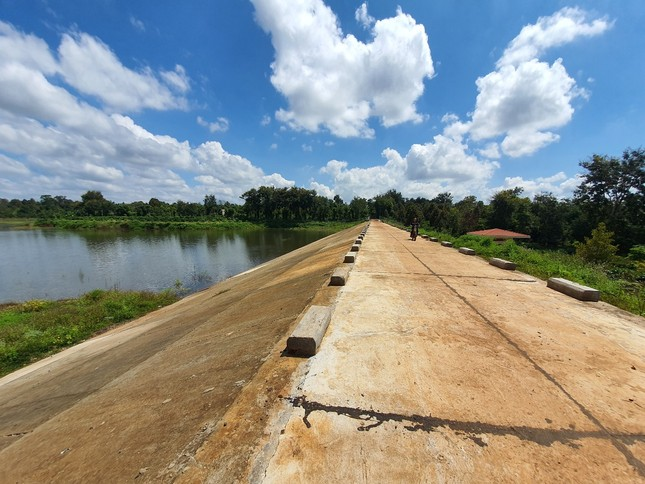 Cận cảnh dự án cải tạo hồ huyện có dấu hiệu lừa dối tỉnh ảnh 3