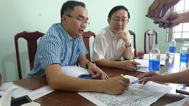 Cận cảnh dự án cải tạo hồ huyện có dấu hiệu lừa dối tỉnh ảnh 9