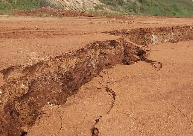 Công trình 'nghìn tỷ' ở Đắk Nông 5 lần sụt lún nghiêm trọng ảnh 1