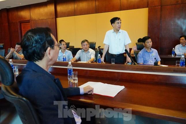 Bí thư Tỉnh ủy Đắk Nông thị sát dự án 'nghìn tỷ' 5 lần sụt lún ảnh 2