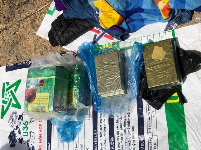 Triệt phá vụ vận chuyển ma túy lớn nhất Đắk Nông ảnh 1