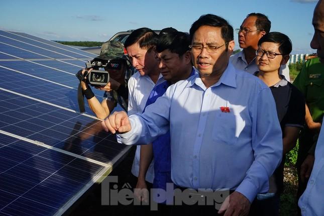 Trưởng ban Tổ chức Trung ương: Phải xử lý pin mặt trời sau khi kết thúc dự án ảnh 1