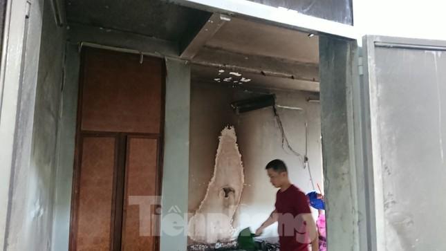 Cháy máy tính, hồ sơ tại Sở Tài Nguyên & Môi trường Đắk Lắk ảnh 1