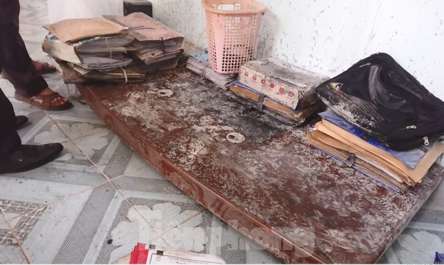 Cháy máy tính, hồ sơ tại Sở Tài Nguyên & Môi trường Đắk Lắk ảnh 2