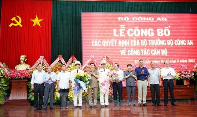 Giám đốc CA Đắk Lắk về làm Phó chủ nhiệm thường trực UBKT Đảng ủy Công an trung ương ảnh 4
