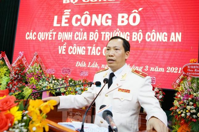 Giám đốc CA Đắk Lắk về làm Phó chủ nhiệm thường trực UBKT Đảng ủy Công an trung ương ảnh 3