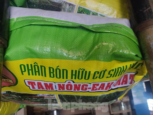 Phân bón trái phép tái xuất ở Đắk Lắk ảnh 2