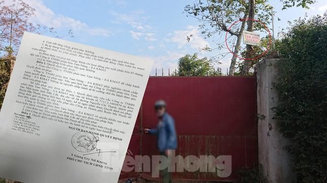 Phân bón trái phép tái xuất ở Đắk Lắk ảnh 3