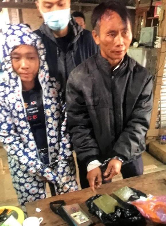 Nghi phạm buôn bán ma túy bỏ trốn khi đang được điều trị bệnh ảnh 1