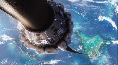 Thang máy từ Trái đất lên trạm vũ trụ sẽ được thử nghiệm sắp tới ảnh 1