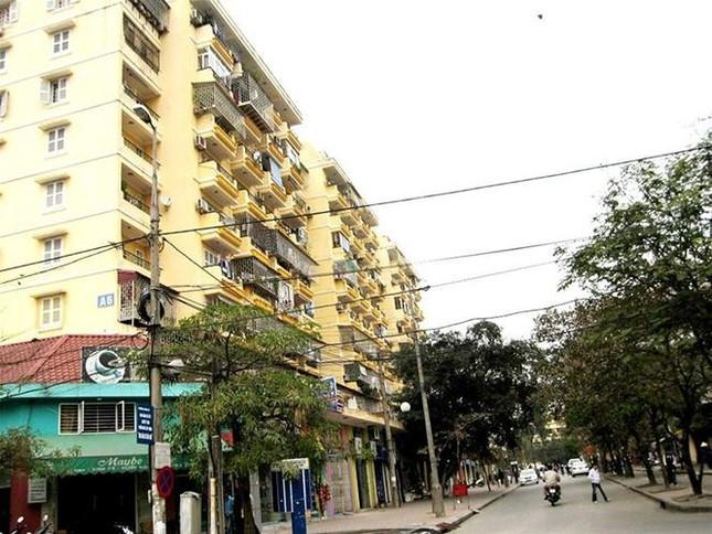 'Chuồng cọp' bao phủ khu chung cư đắc địa Thủ đô ảnh 6