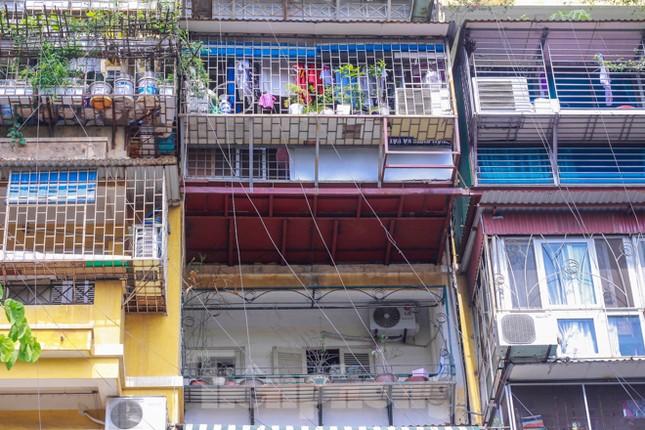 'Chuồng cọp' bao phủ khu chung cư đắc địa Thủ đô ảnh 11