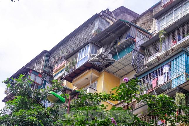 'Chuồng cọp' bao phủ khu chung cư đắc địa Thủ đô ảnh 4