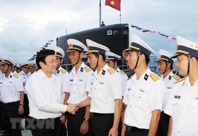 Lữ đoàn Tàu ngầm 189 - lực lượng nòng cốt bảo vệ chủ quyền biển, đảo ảnh 10