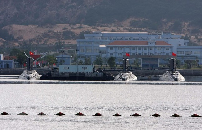 Lữ đoàn Tàu ngầm 189 - lực lượng nòng cốt bảo vệ chủ quyền biển, đảo ảnh 12