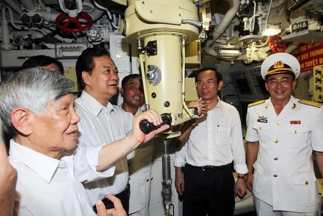 Lữ đoàn Tàu ngầm 189 - lực lượng nòng cốt bảo vệ chủ quyền biển, đảo ảnh 7