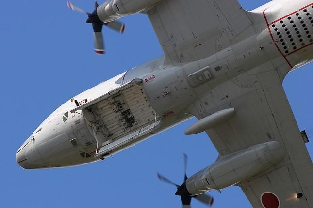 'Sát thủ săn ngầm' hàng đầu thế giới P-3C Orion thăm Việt Nam ảnh 10