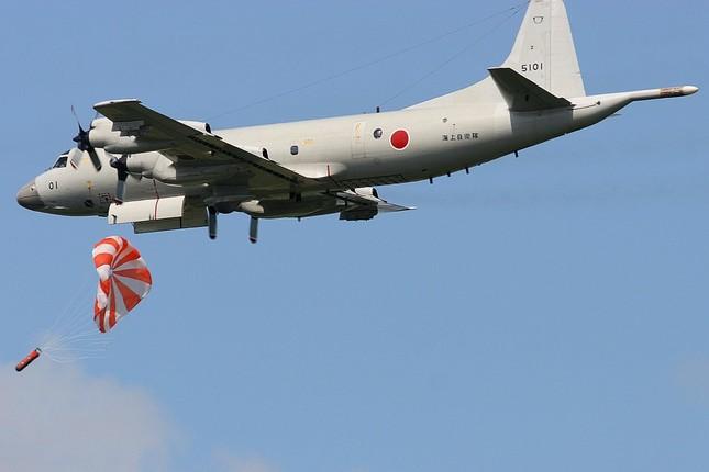 'Sát thủ săn ngầm' hàng đầu thế giới P-3C Orion thăm Việt Nam ảnh 11
