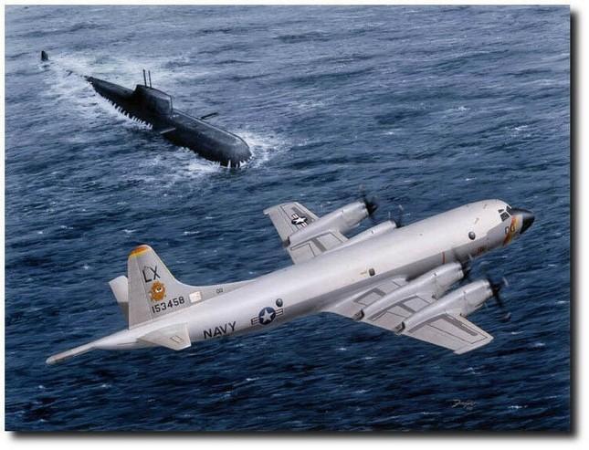 'Sát thủ săn ngầm' hàng đầu thế giới P-3C Orion thăm Việt Nam ảnh 19