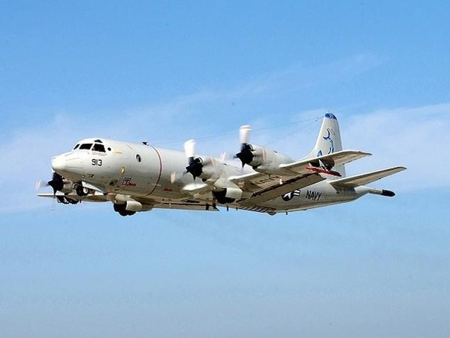 'Sát thủ săn ngầm' hàng đầu thế giới P-3C Orion thăm Việt Nam ảnh 22