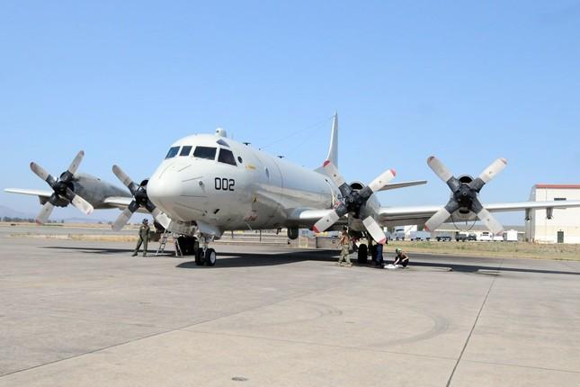 'Sát thủ săn ngầm' hàng đầu thế giới P-3C Orion thăm Việt Nam ảnh 5