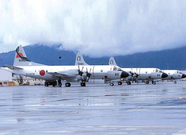 'Sát thủ săn ngầm' hàng đầu thế giới P-3C Orion thăm Việt Nam ảnh 7
