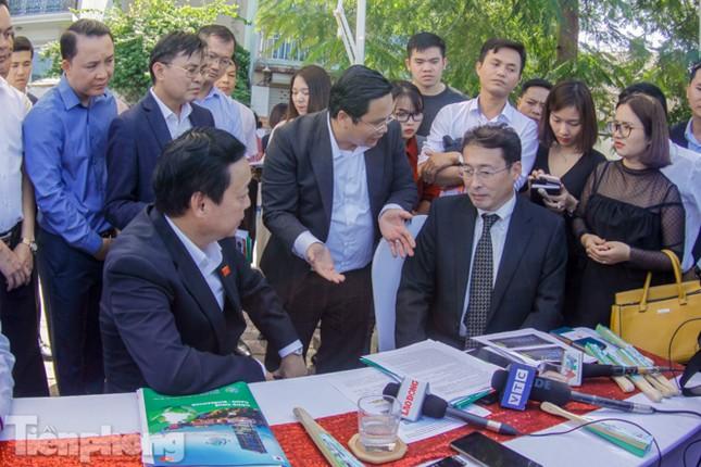 Công bố hiệu quả làm sạch sông Tô Lịch và Hồ Tây bằng 'bảo bối' Nhật ảnh 6
