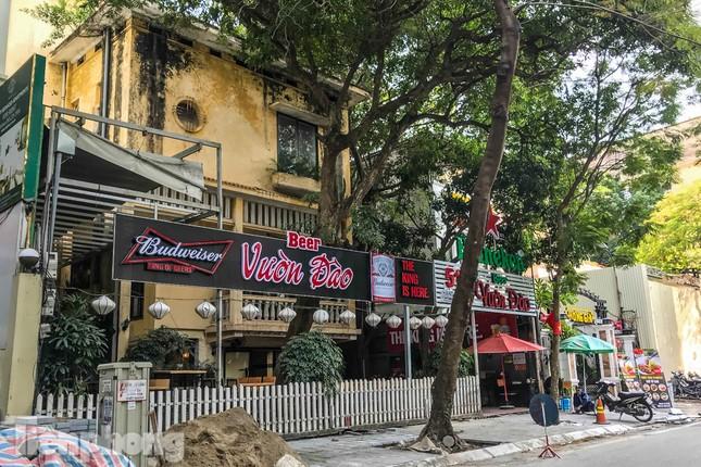 Biệt thự cổ Hà Nội thi nhau thành nhà hàng, quán nhậu ảnh 1