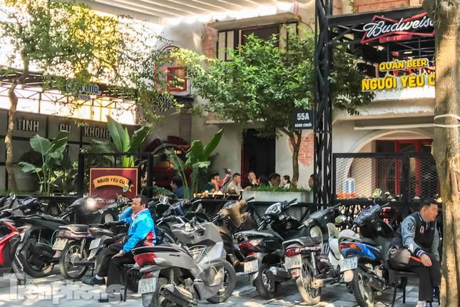 Biệt thự cổ Hà Nội thi nhau thành nhà hàng, quán nhậu ảnh 8