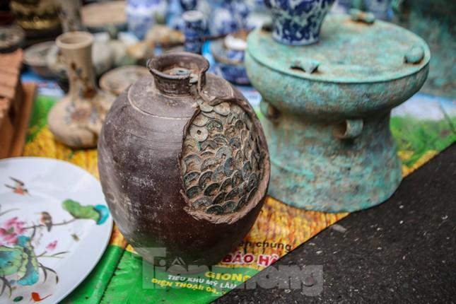 'Thời ông bà anh' ở phiên chợ Tết kỳ lạ đất Hà Thành ảnh 11